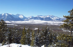 Winter Waterton Biosphere