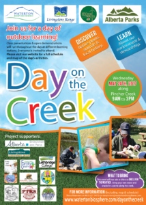Day on the Creek Poster 2017