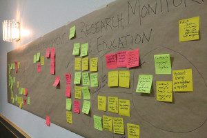 Just some of the inspiring ideas shared during the Cooperation Planning Forum in Pincher Creek, AB – January 2015